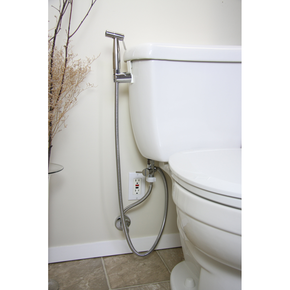 Brondell Cleanspa Luxury Dual Temp Hand Held Bidet Sprayer
