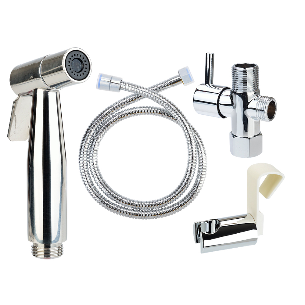 Brondell Cleanspa Hand Held Bidet Temp Mixer Clear Water Bidets