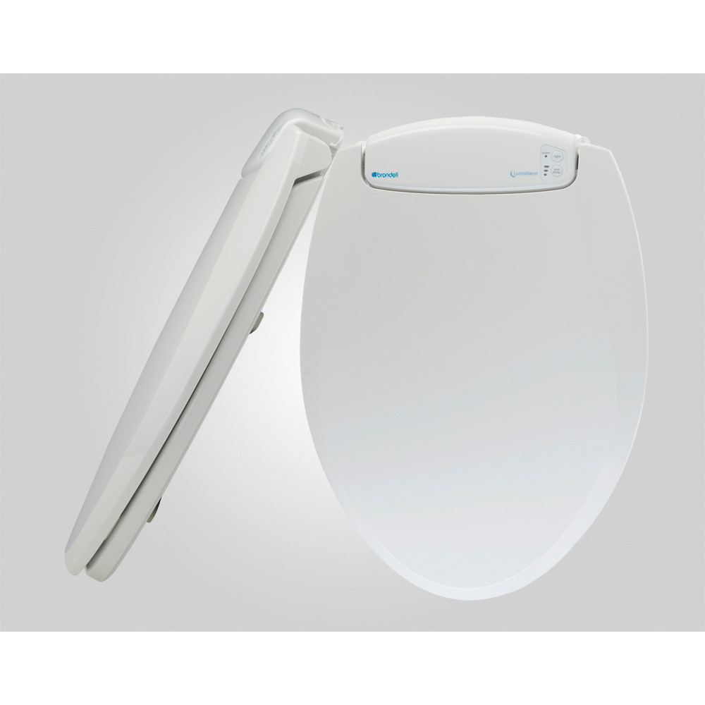 Lumawarm Heated Seat By Brondell Clear Water Bidets