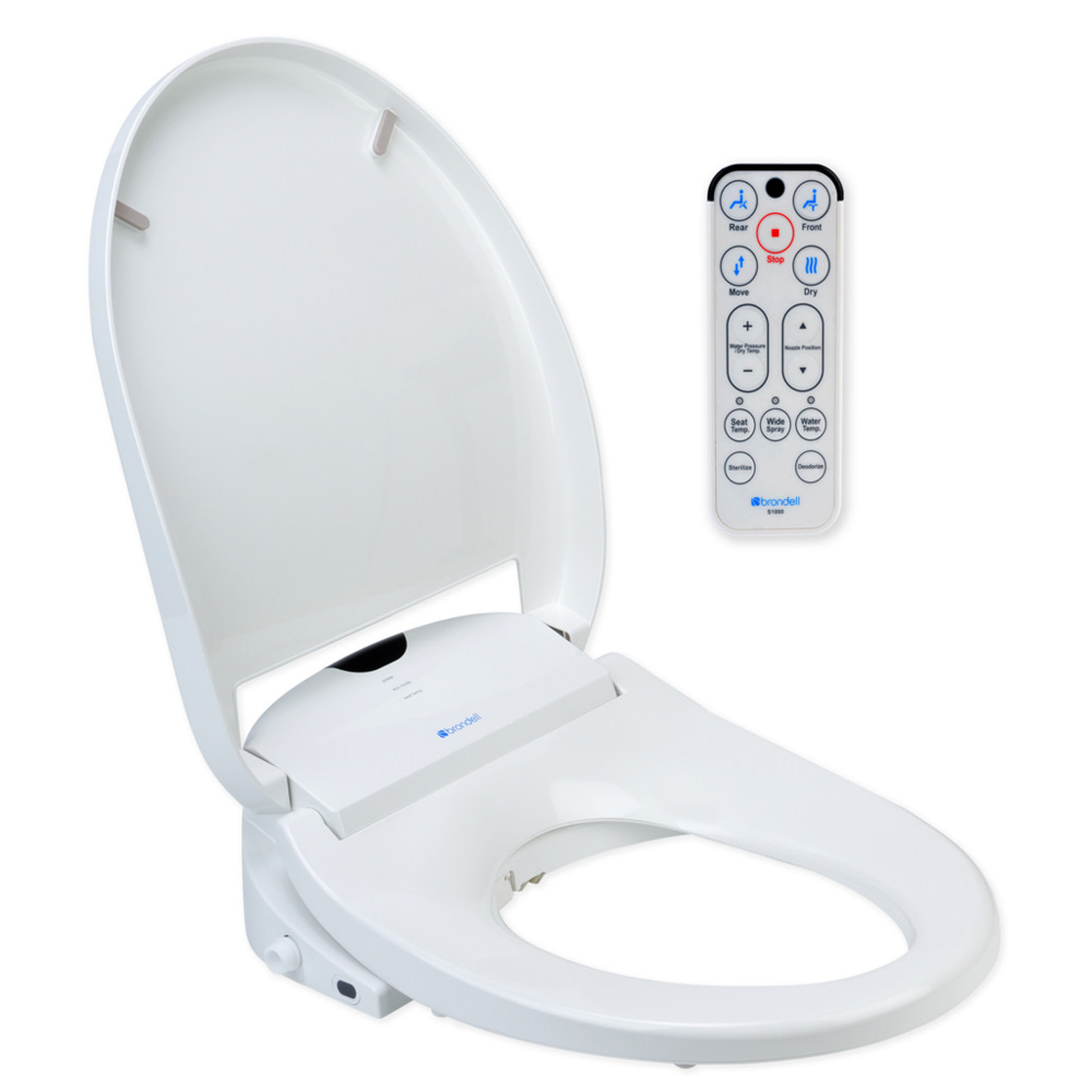 Fabulous Brondell Swash 1000 Bidet Seat Short Links Chair Design For Home Short Linksinfo