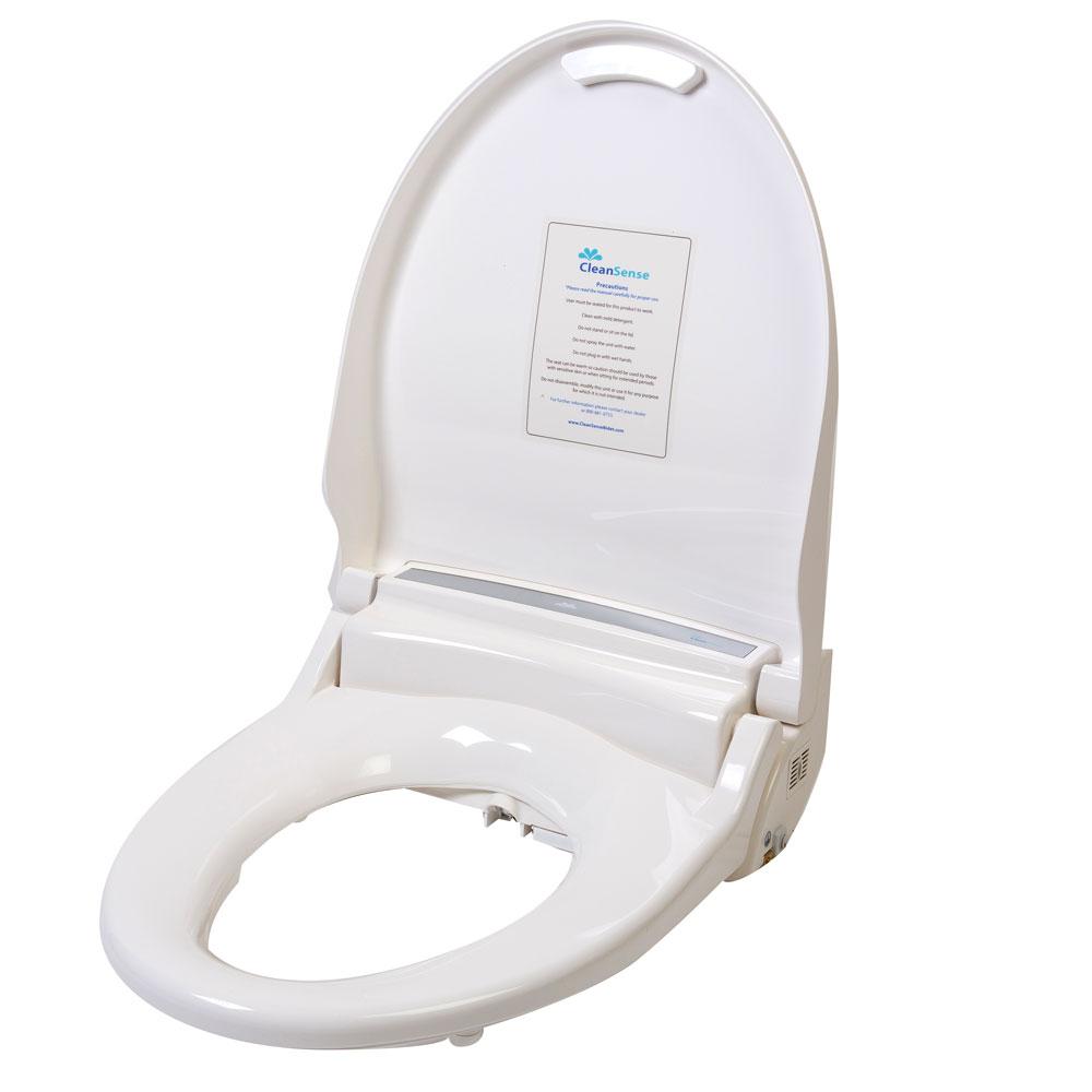 Clean Sense 1500r Remote Bidet Seat Clear Water Bidets