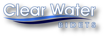 Clear Water Bidets Logo