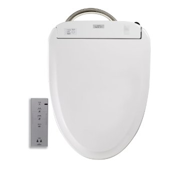 Clear Water Bidets, TOTO s350e washlet bidet seat image