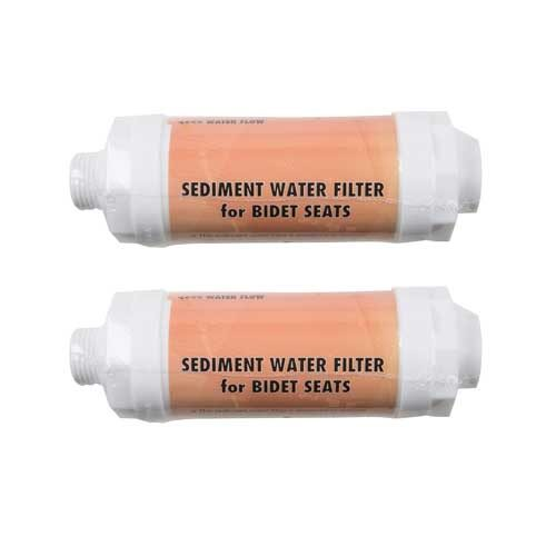 2-Pack sediment filters