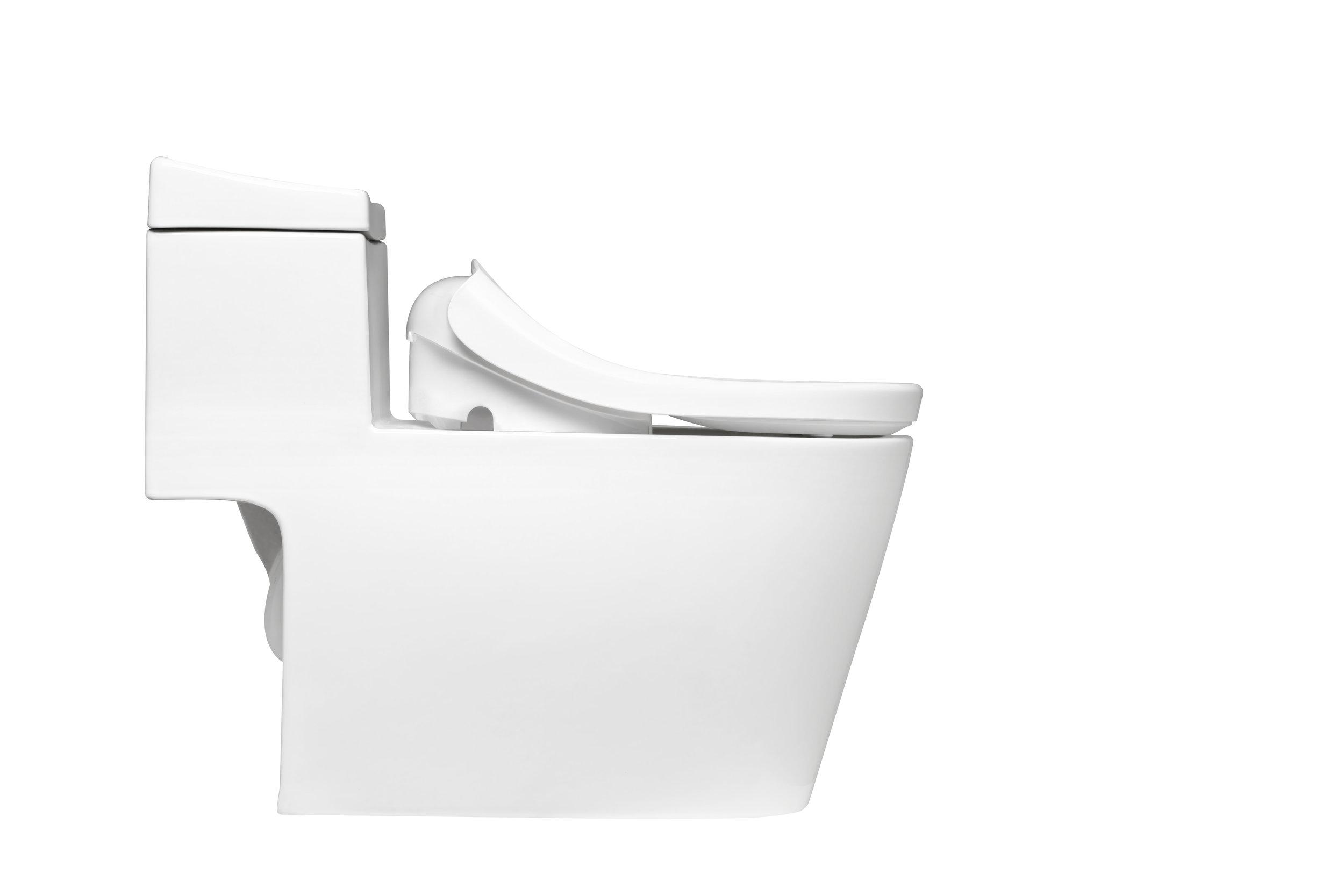 Novita Bd N450us N0 Bidet Seat Clear Water Bidets